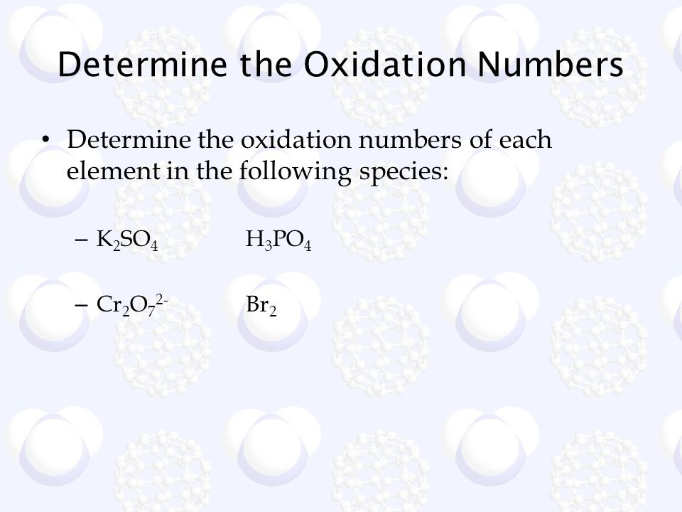 Redox Reactions The Loss of Electrons is Oxidation – An element that loses electrons is said to be oxidized.