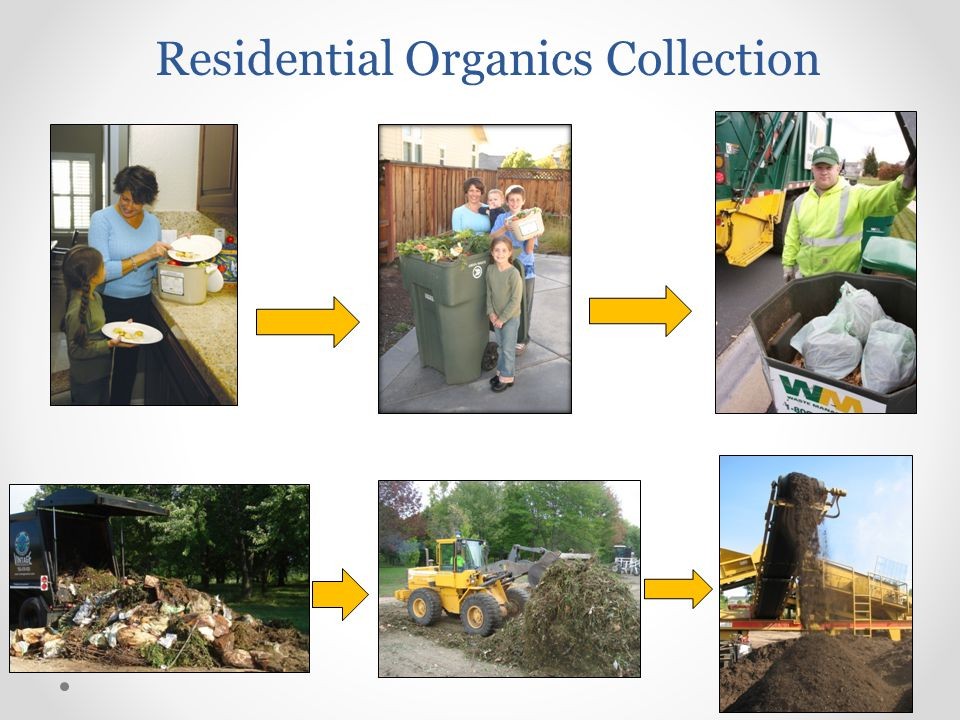 Residential Organics Collection