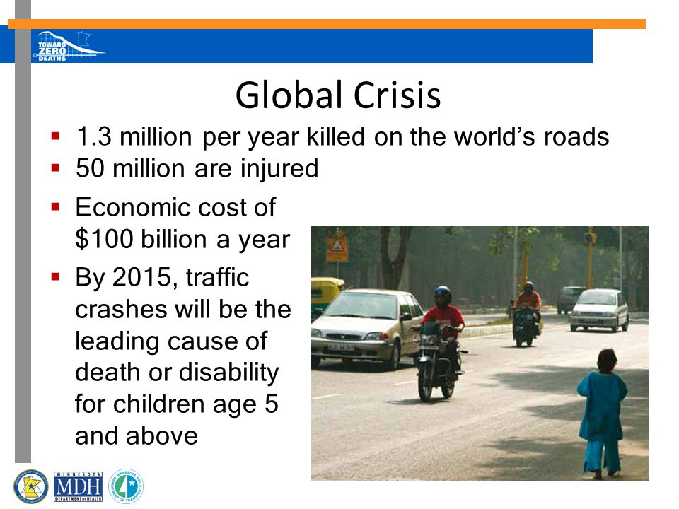 United Nations Proclamation Proclaims the period 2011- 2020 as the Decade of Action for Road Safety, 2.