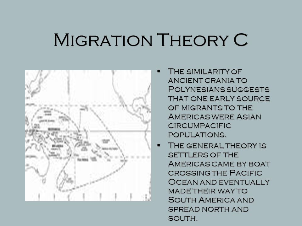 How did people manage to settle this far south at such an early date?  A coastal migration route is now gaining more acceptance. Emerging evidence su