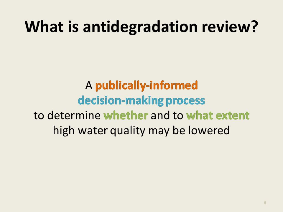 Public participation coincides with the comment periods for permits and certifications Public participation 29