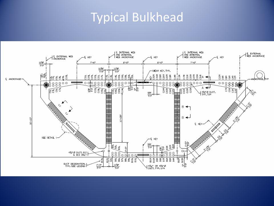 Typical Bulkhead