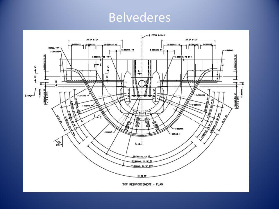 Belvederes