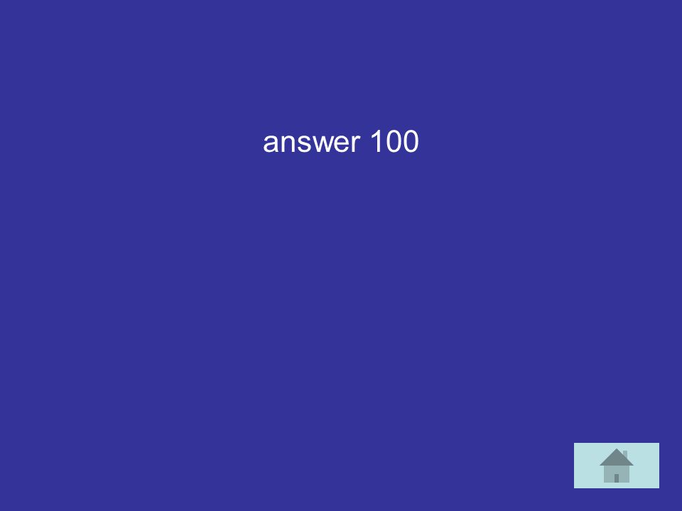 c1a1 answer 100