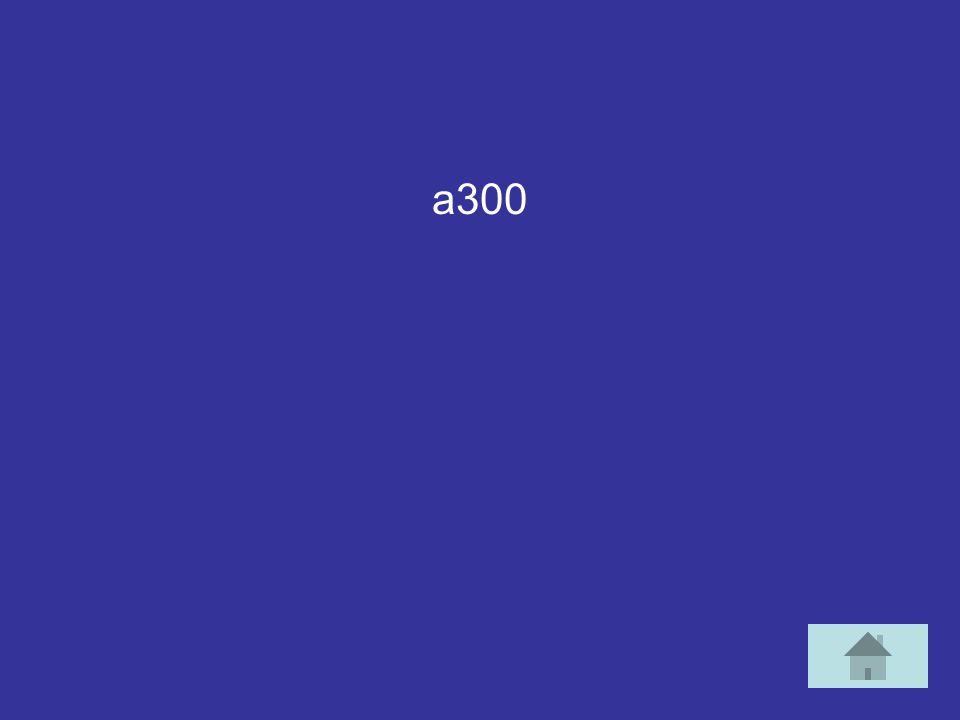 c1a3 a300