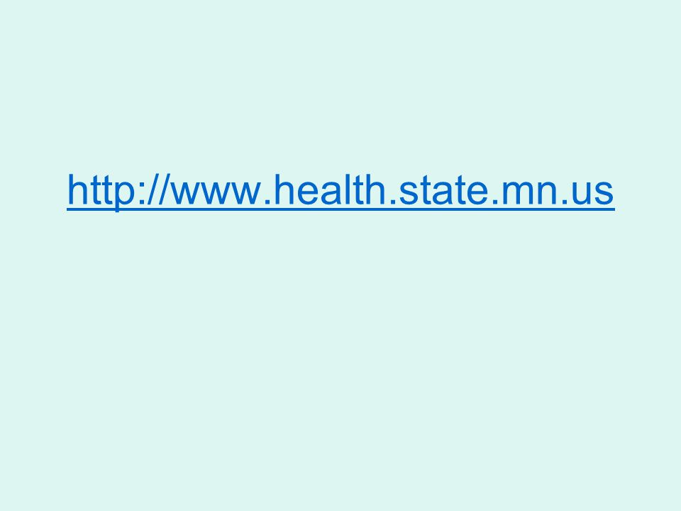 http://www.health.state.mn.us