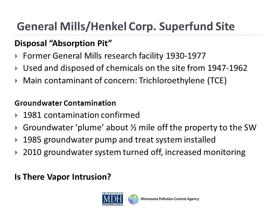 General Mills/Henkel Corp.