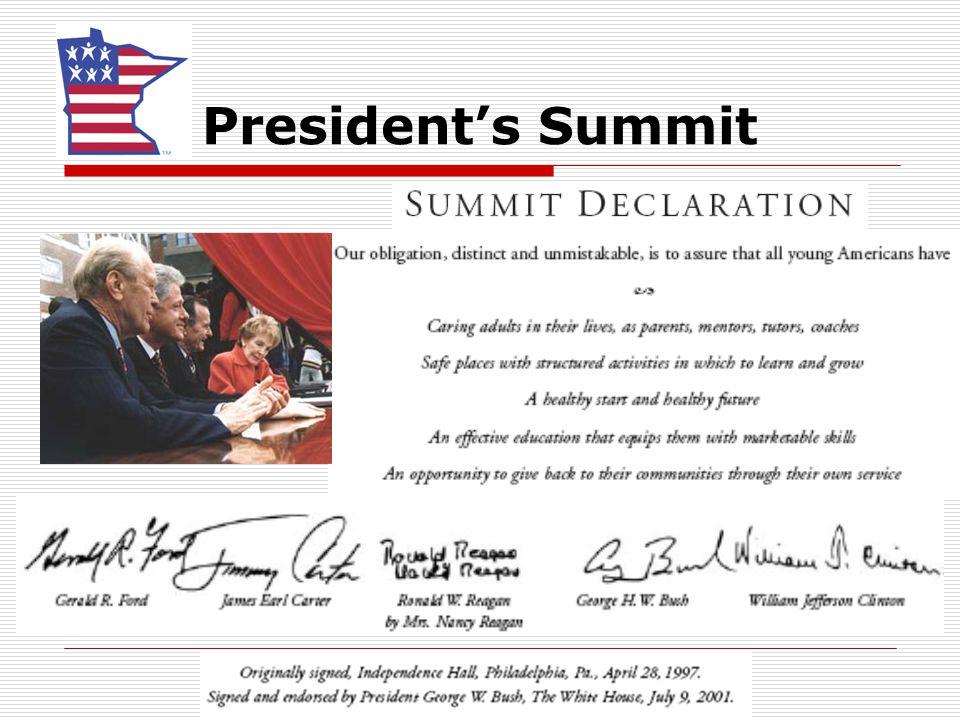 President's Summit