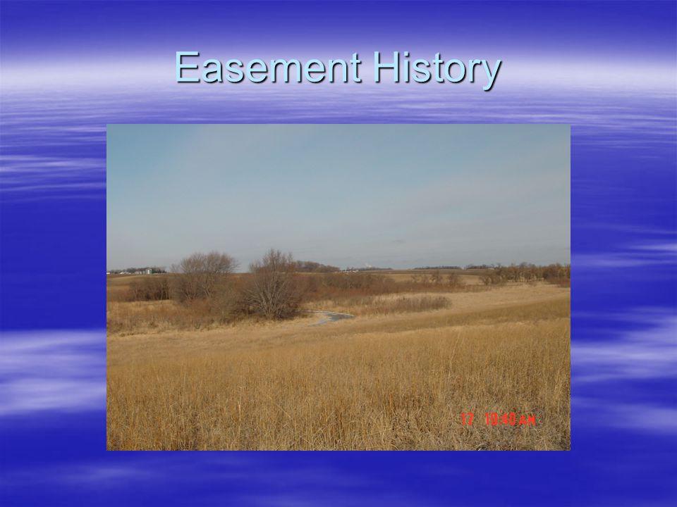 Easement History