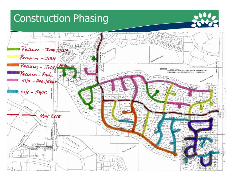 Construction Phasing
