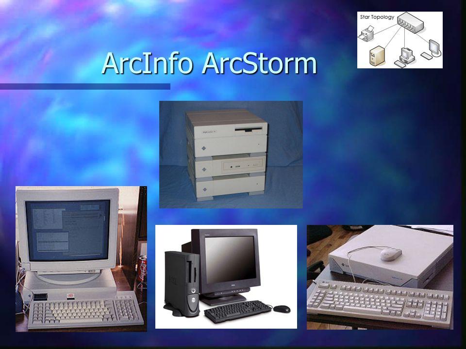 ArcInfo ArcStorm