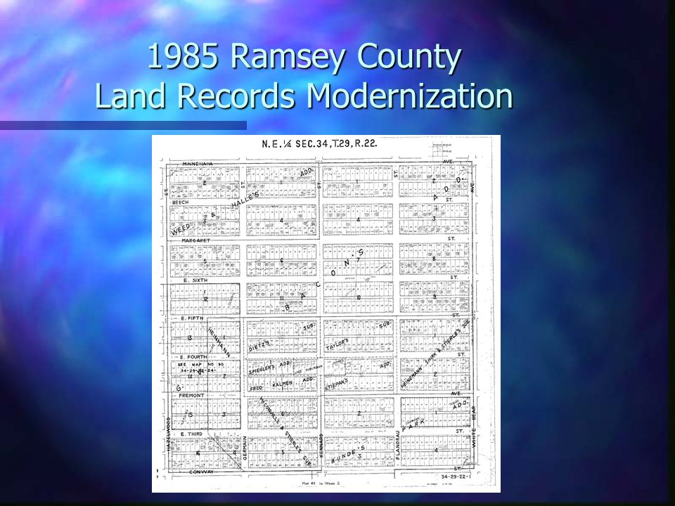 Ramsey County Surveyor's Office