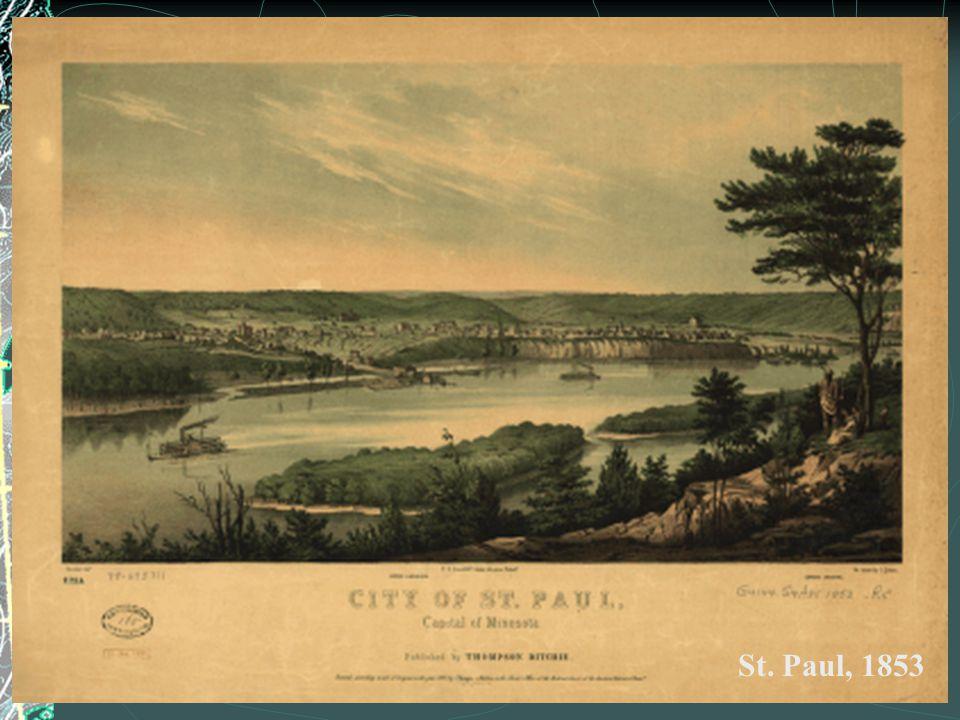 St. Paul, 1853