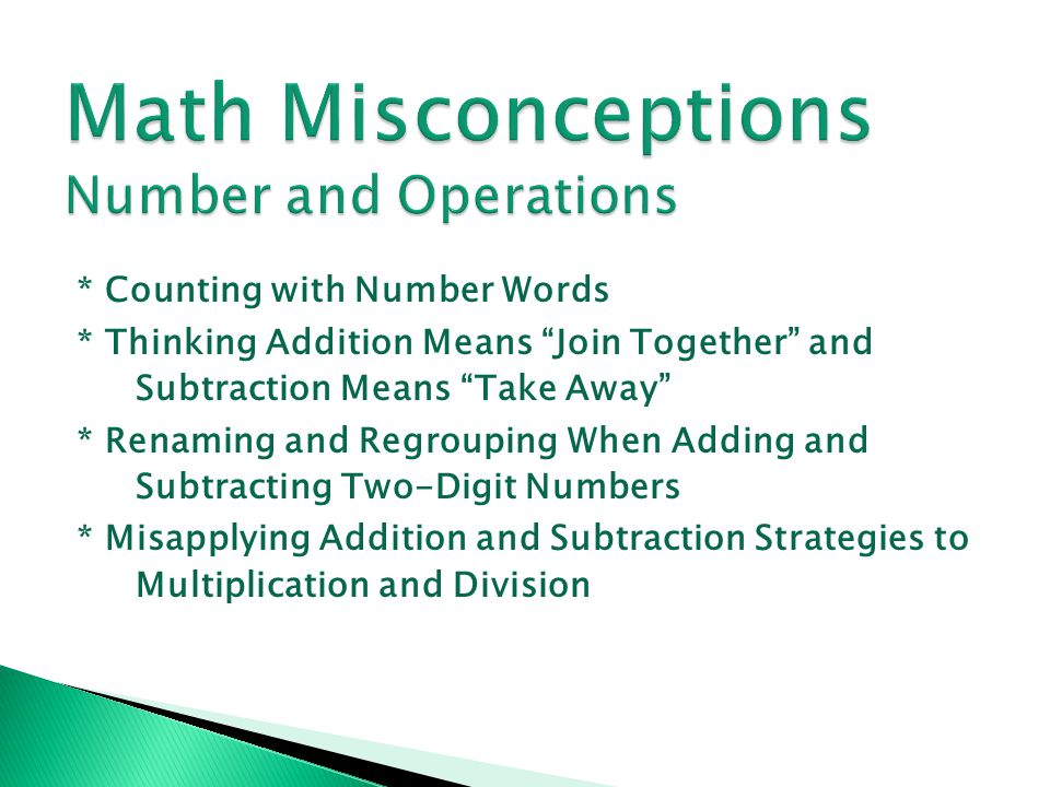 What to Look For * Do students understand the value of each digit rather than looking at the digit in isolation.