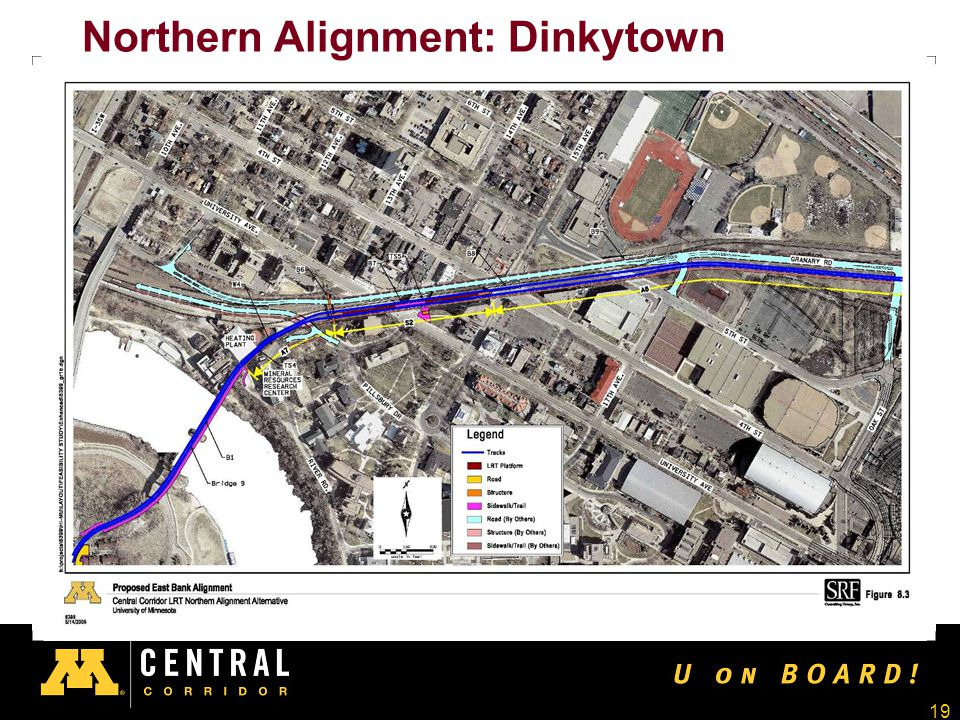 19 Northern Alignment: Dinkytown