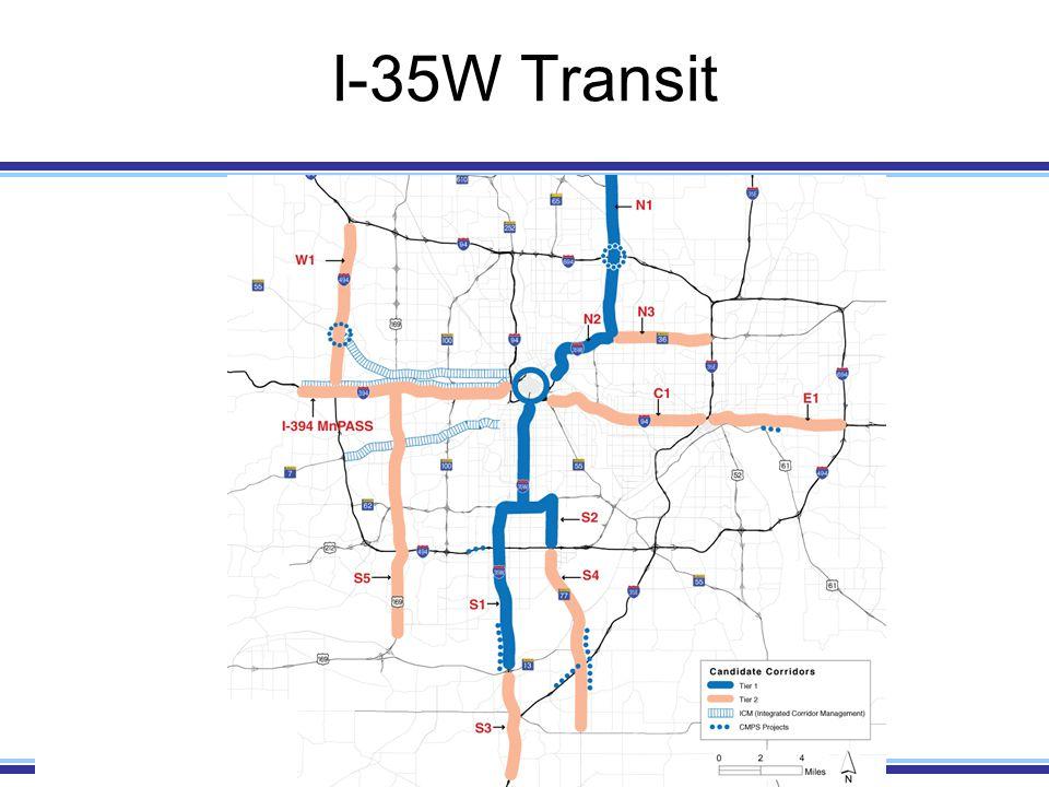 I-35W Transit