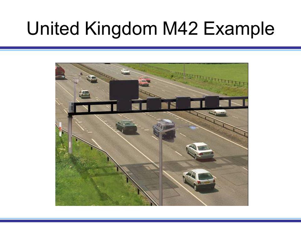 United Kingdom M42 Example