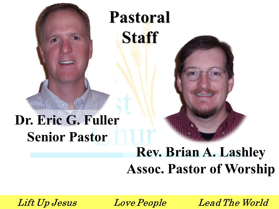 Lift Up JesusLove PeopleLead The World TODAY 4:00pm At the Water Authority Deacon's Meeting