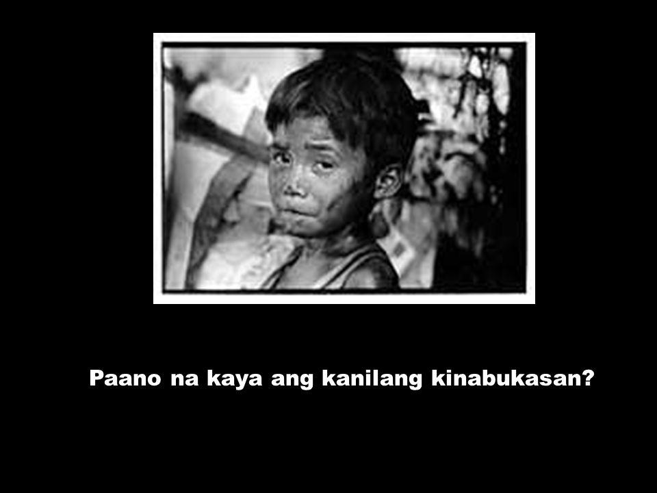 Paano na kaya ang kanilang kinabukasan?