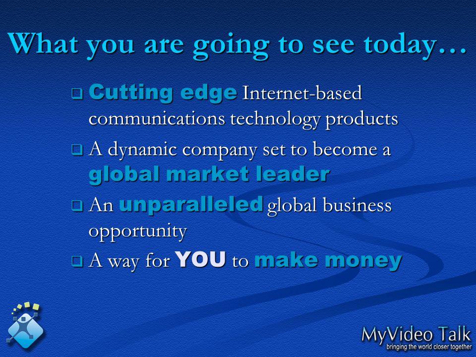 MyVideoTalk is a division of Team Effort International, an established, U.S.