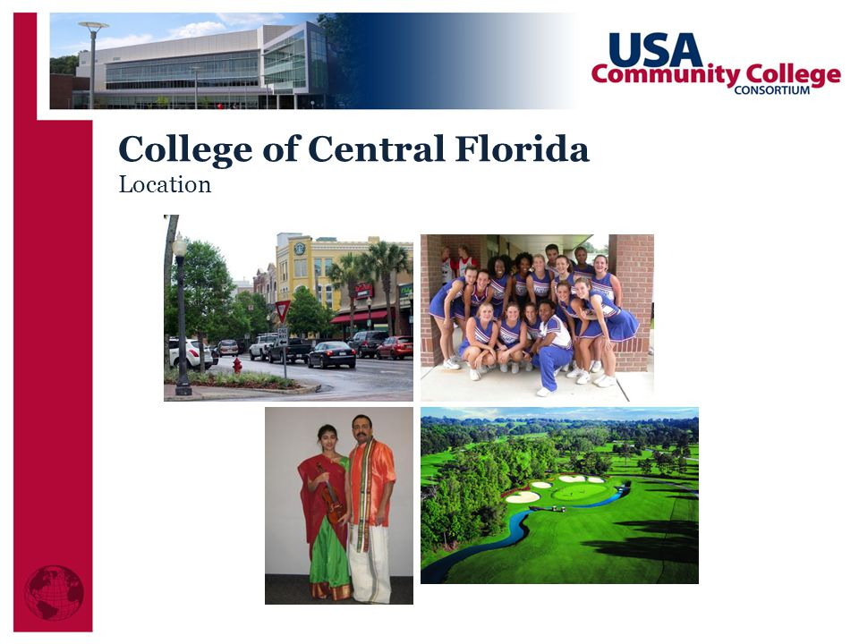 College of Central Florida Location