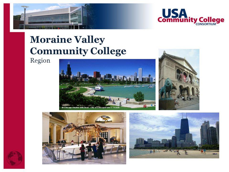 Moraine Valley Community College Region