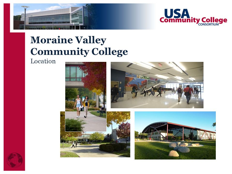 Moraine Valley Community College Location