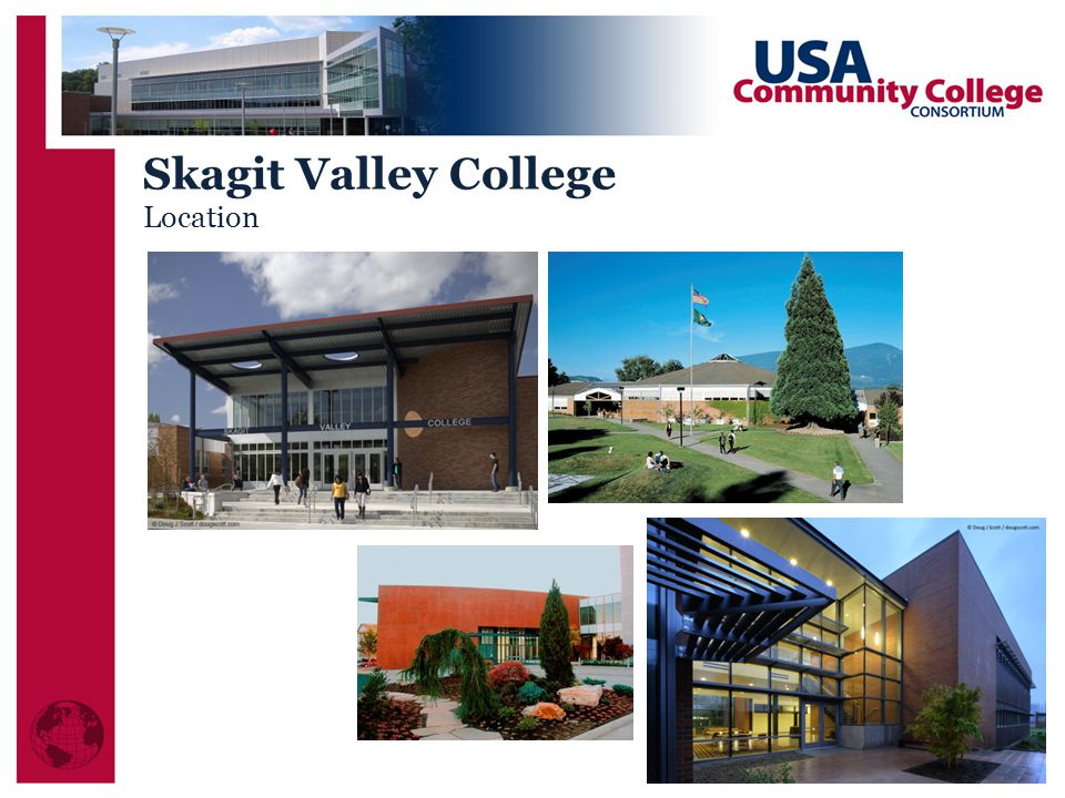Skagit Valley College Location