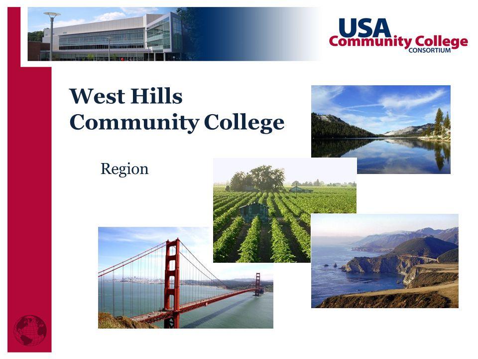 Region West Hills Community College
