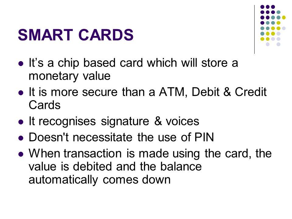 FACETS OF E-BANKING 1.Customer- to- Bank E-Banking 2.