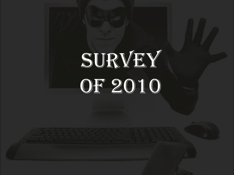 Survey of 2010