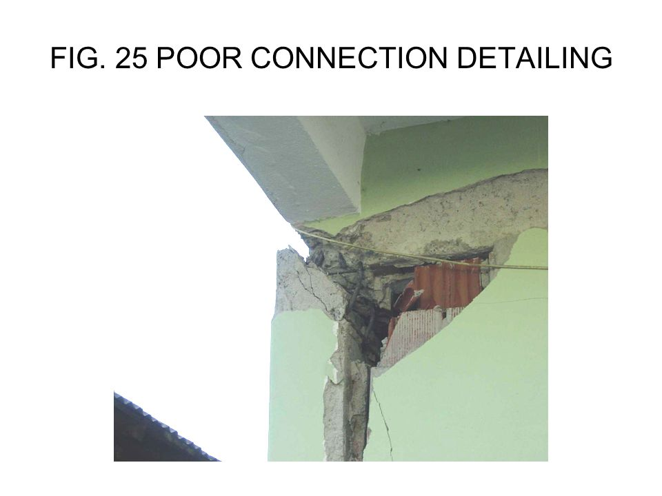 PERFORMANCE OF SCHOOL AND GOVERNMENTAL BUILDINGS Observations indicate that a fraction of existing buildings suffer severe earthquake damage while the remaining portion do not create any life-safety hazard.
