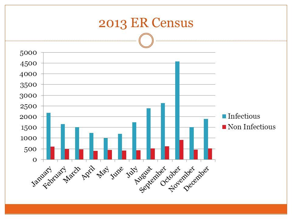 2013 ER Census