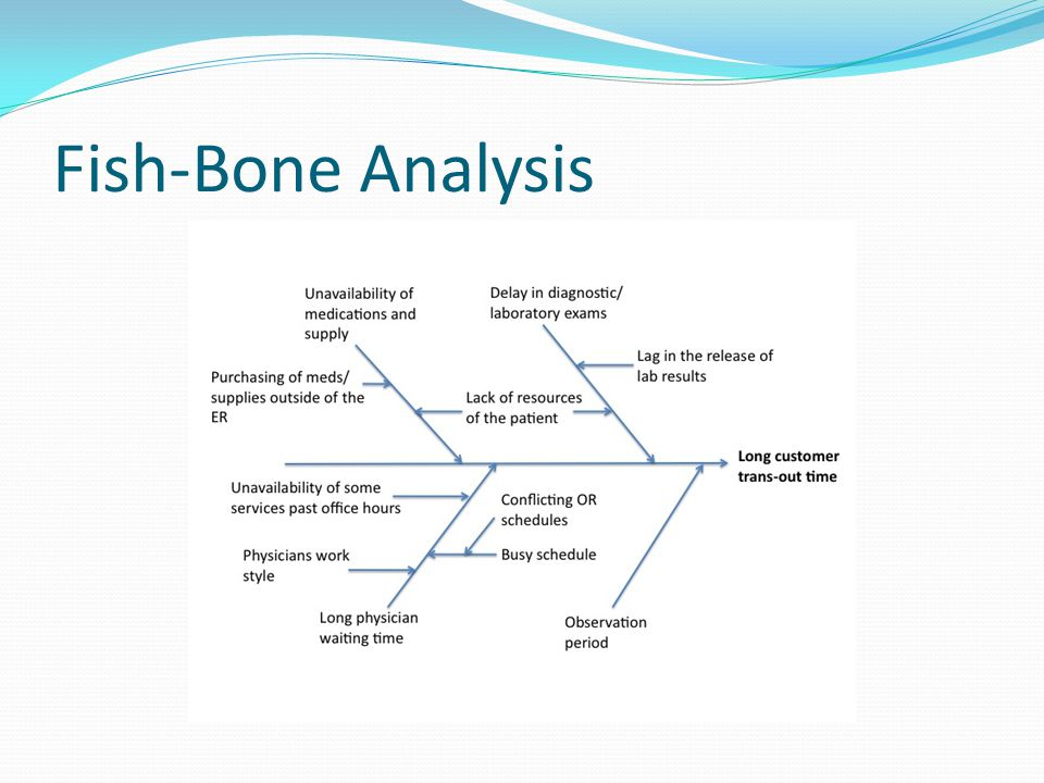 Fish-Bone Analysis