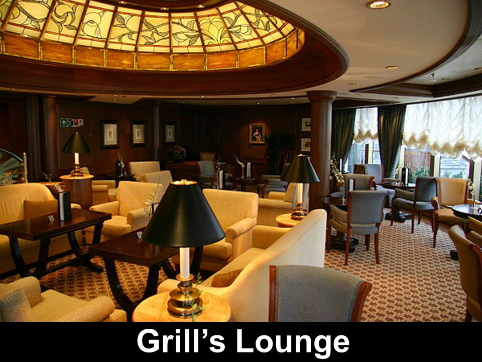 Grill's Lounge