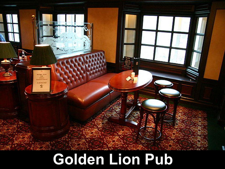 Golden Lion Pub
