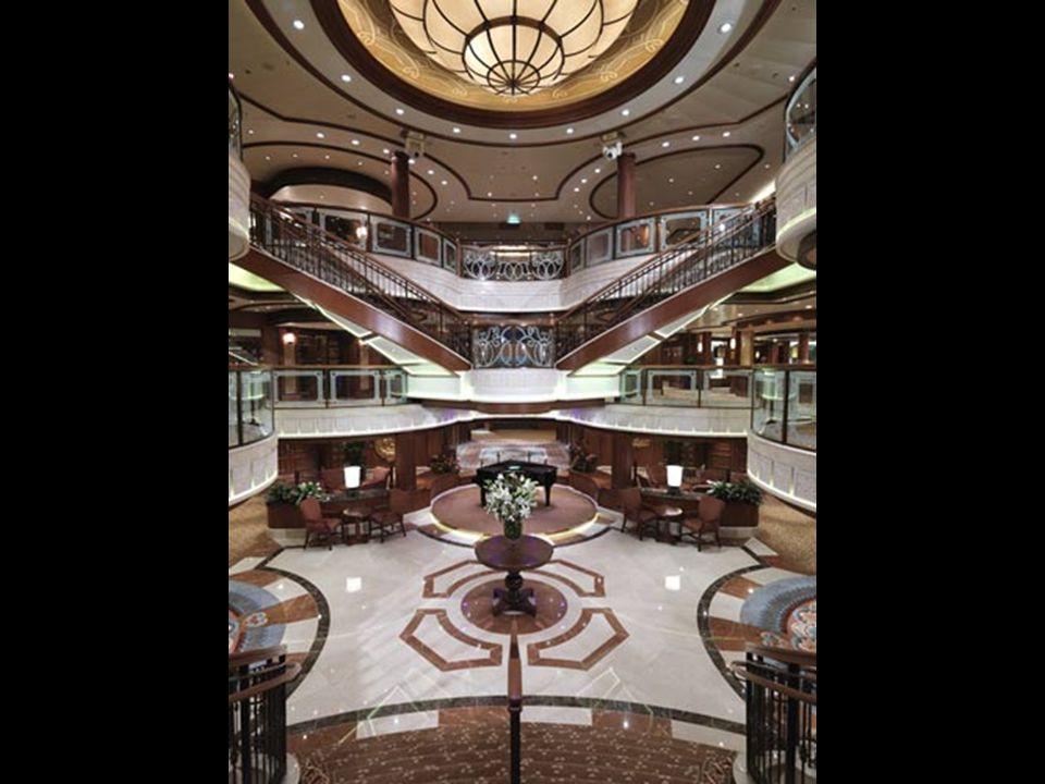 Cunard's Royal Spa