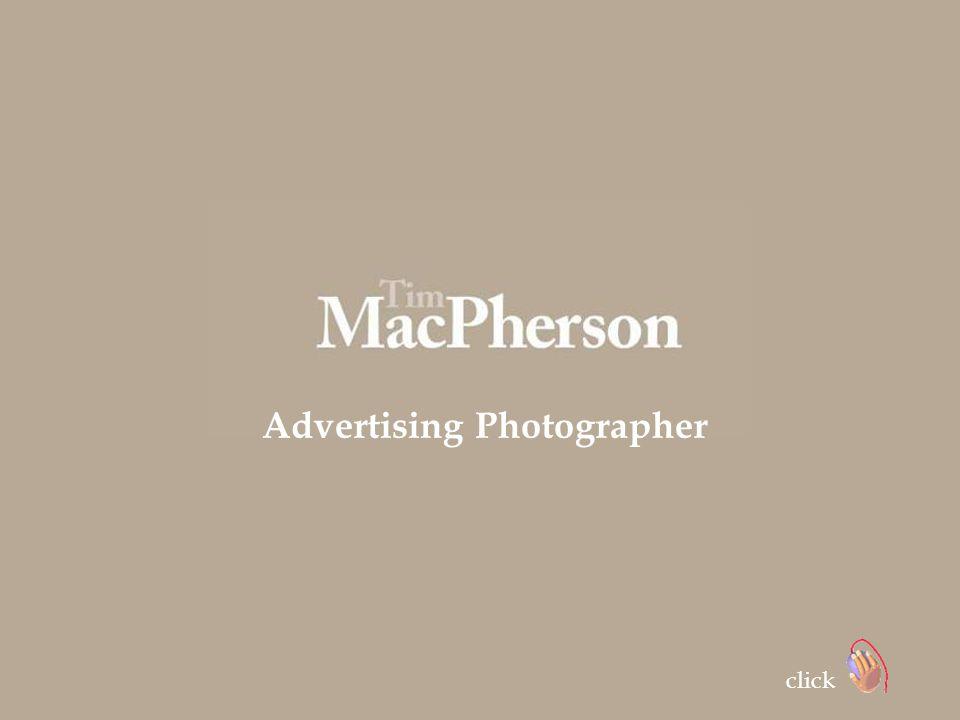 Advertising Photographer click
