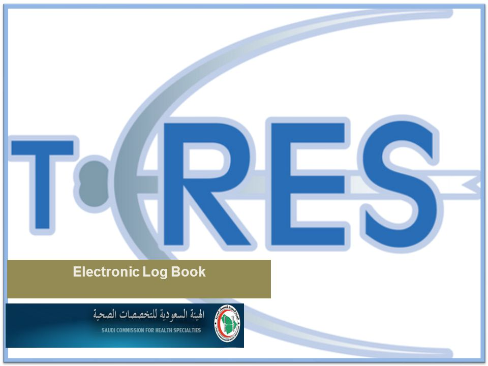 T-RES is available on.. WEB www.T-res.net