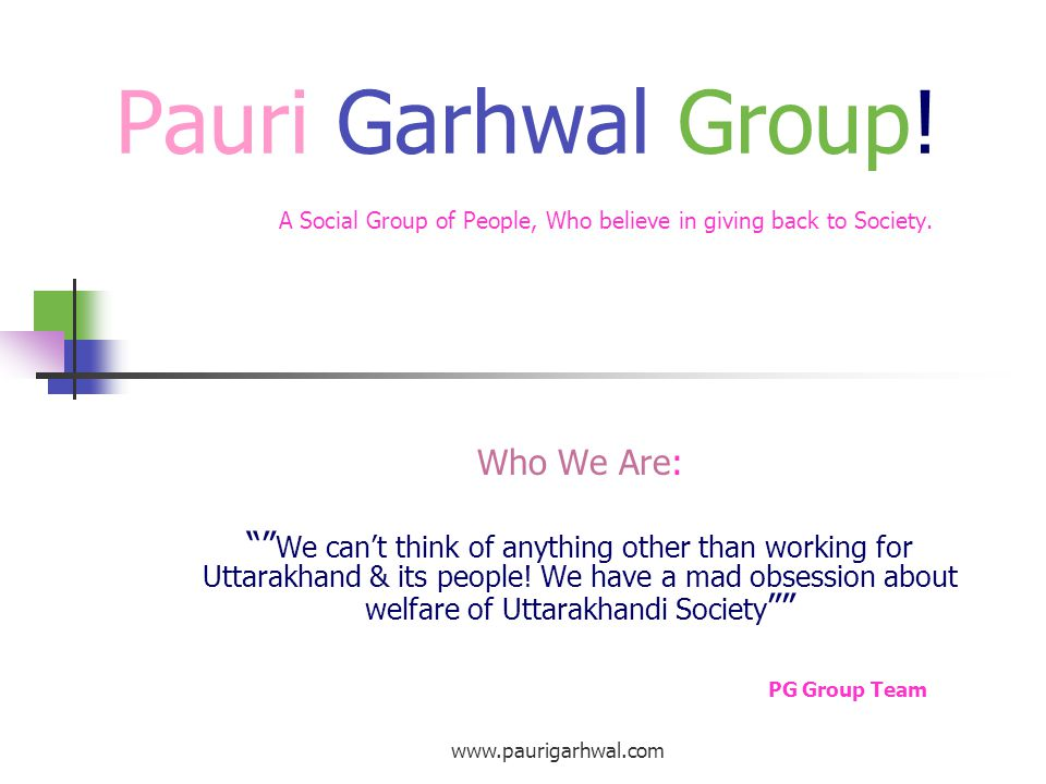 www.paurigarhwal.com Joining Hands with Other NGO (Women Shelter) : JOINING HANDS WITH WOMEN SHELTER AT GOPESHWAR: – RUN BY MRS.