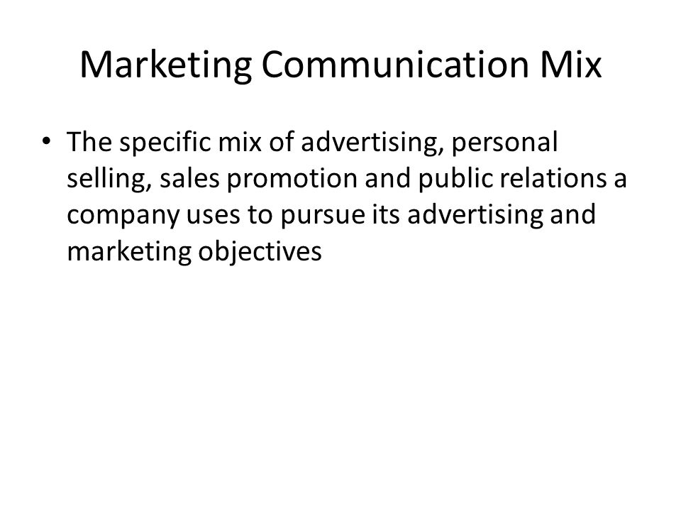 Advertising Any paid form of non personal presentation and promotion of ideas, goods or services by an identified sponsor.