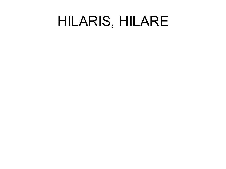 HILARIS, HILARE