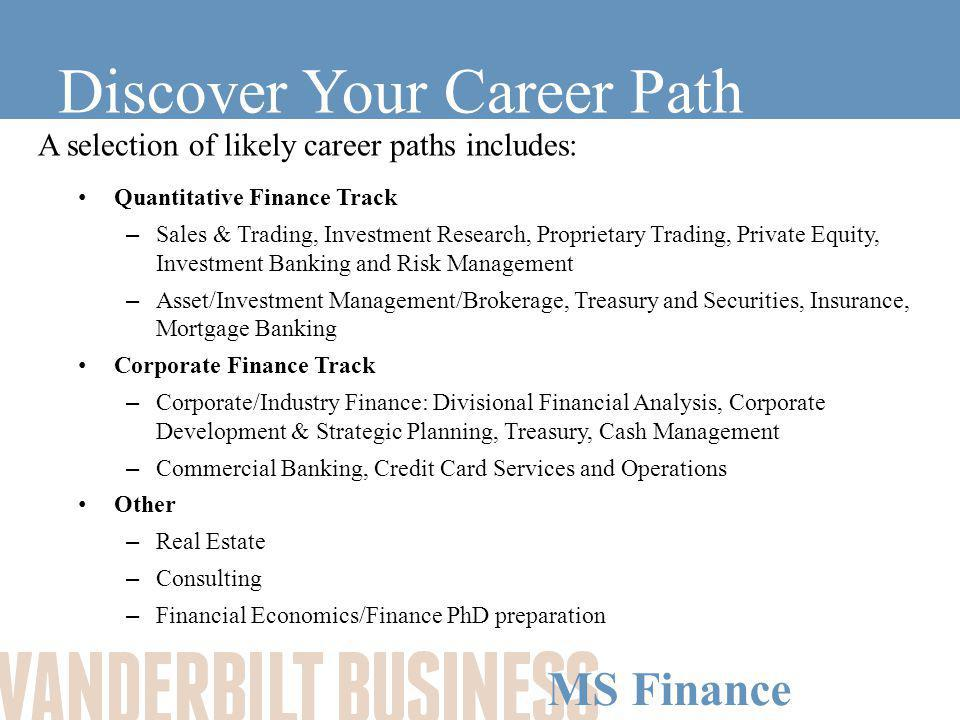 MS Finance Spring Semester Quantitative finance track: