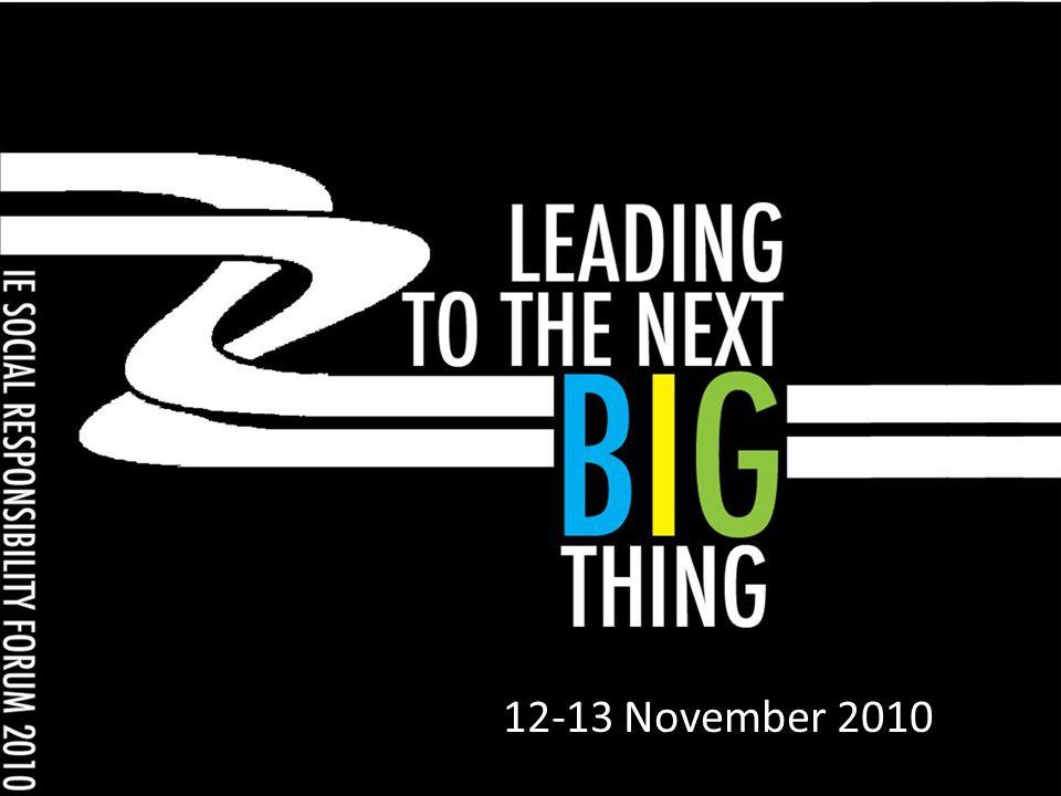 12-13 November 2010