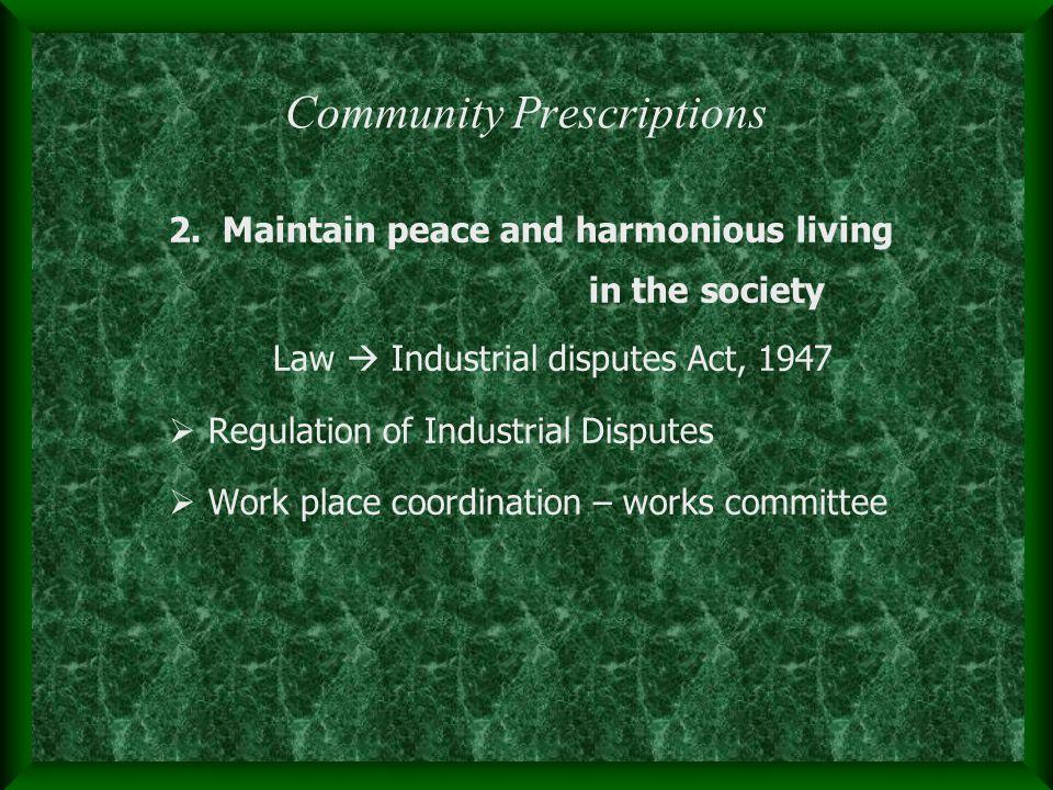 Community Prescriptions 3.