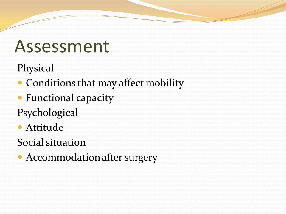 Goals Promote wound closure Stabilize the stump Decrease edema Start prosthesis measurement