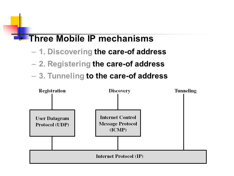 WAP Infrastructure More compact form of WML Might be part of the WAP Proxy, or might be separate