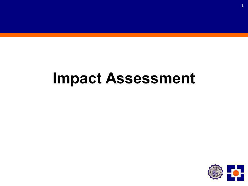 1 Impact Assessment