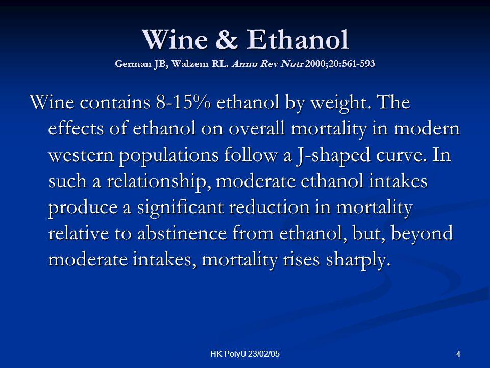 25HK PolyU 23/02/05 Wine and Retina Obisesan TO, Hirsch R, Kosoko O, et al.