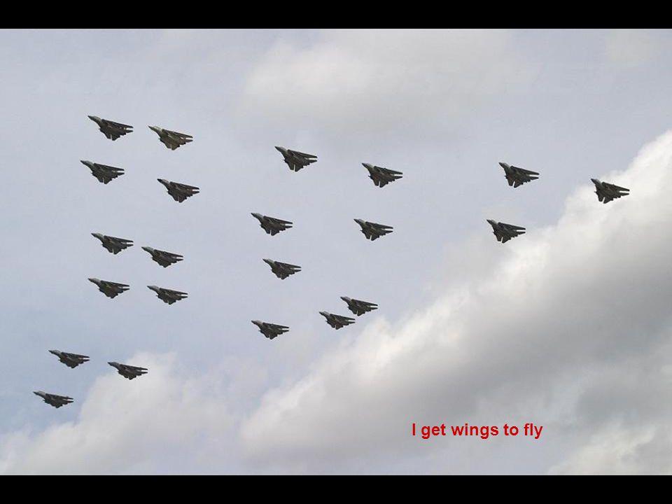 Fighter Planes Music by : Celine Dion, I am Alive